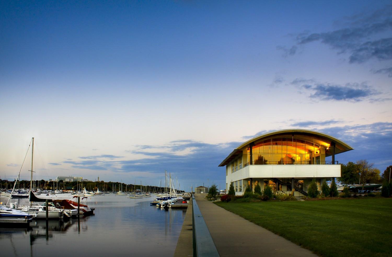 Milwaukee Community Sailing Center exterior 3