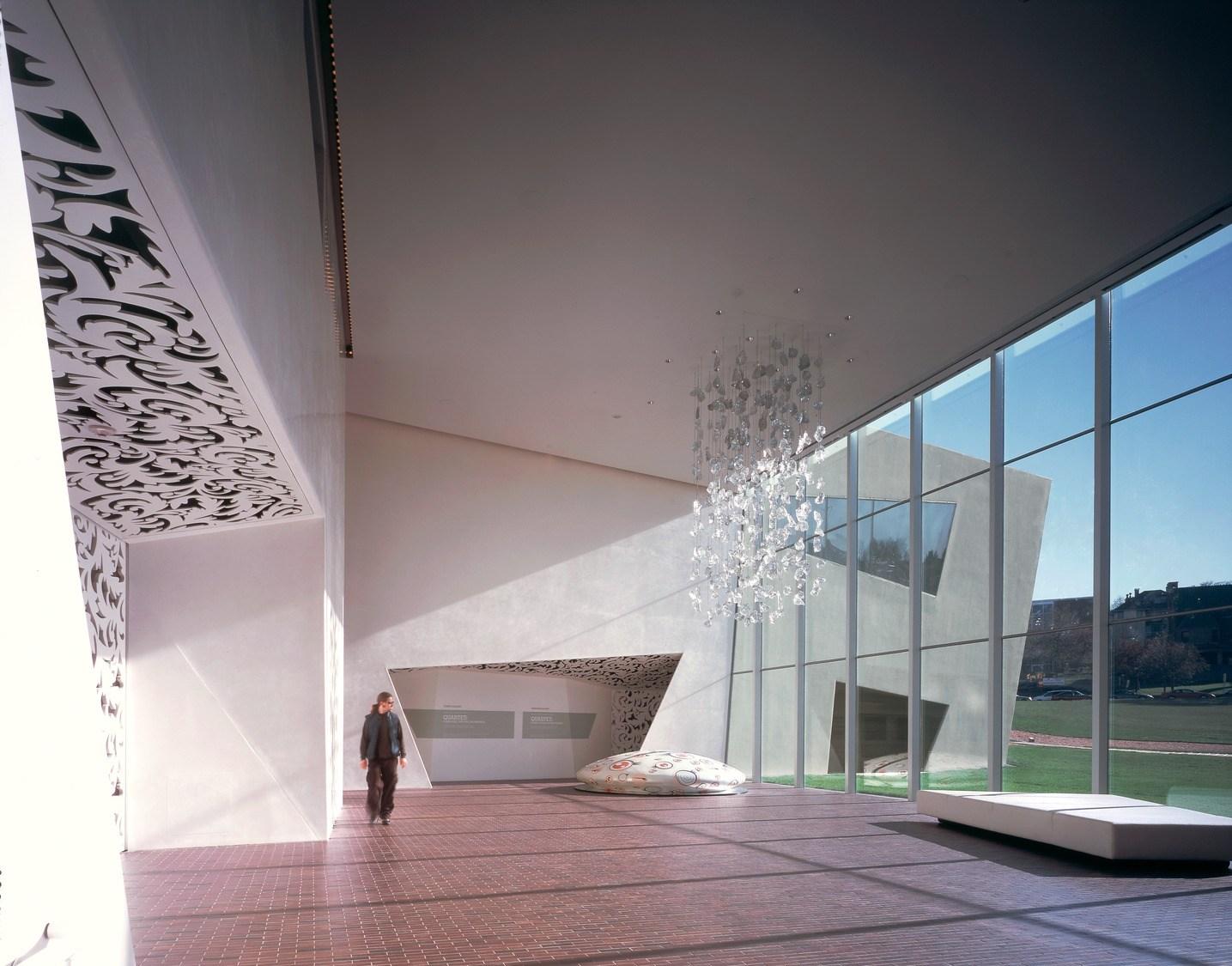 Walker art center expansion hga - Interior design classes minneapolis ...