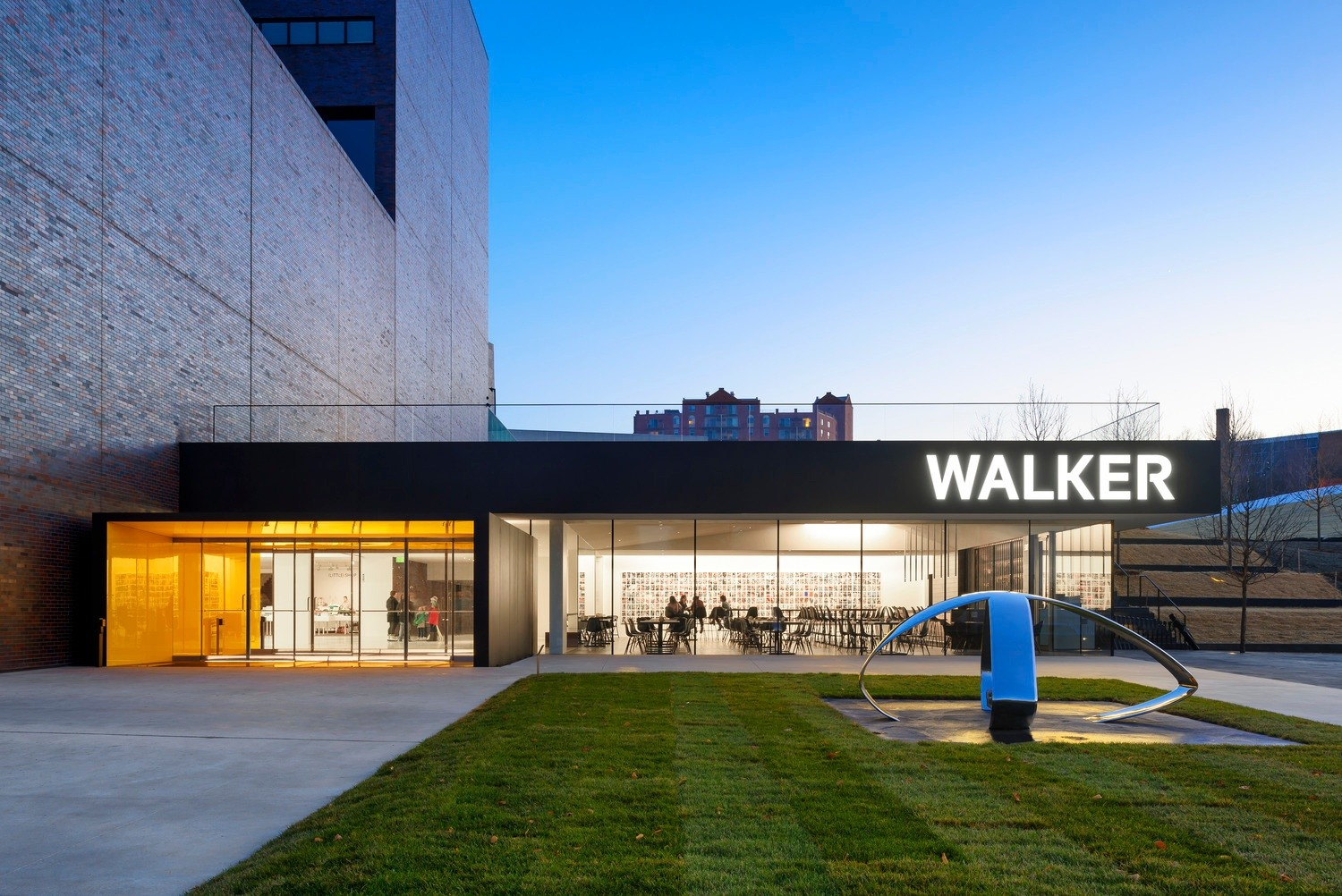 Walker Art Center Expansion Wins The American Architecture