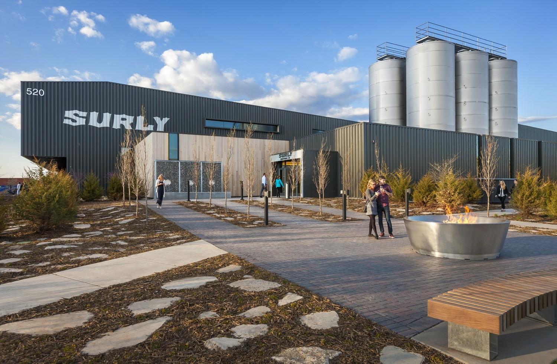 Surly Brewing MSP Destination Brewery - HGA