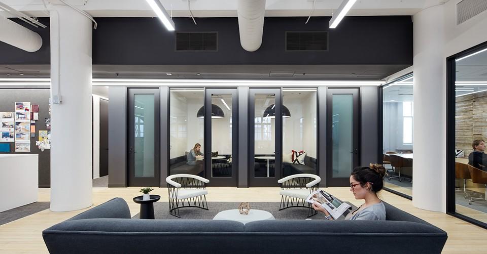 Exceptionnel Quiet Zones: Introverts Deserve Better Office Design, Too   HGA