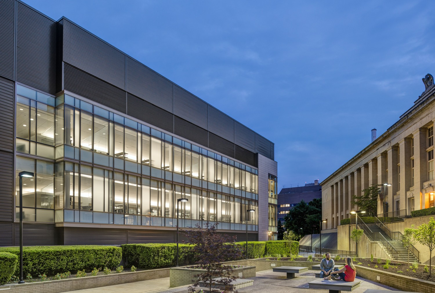 University of Pittsburgh - Chevron Annex - HGA