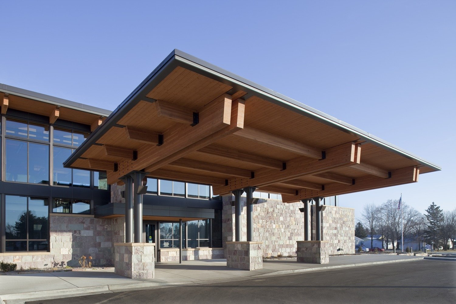 New Advances In Mass Timber Construction Hga