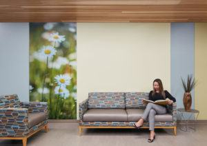 CentraCare Health System Melrose interior waiting area 2