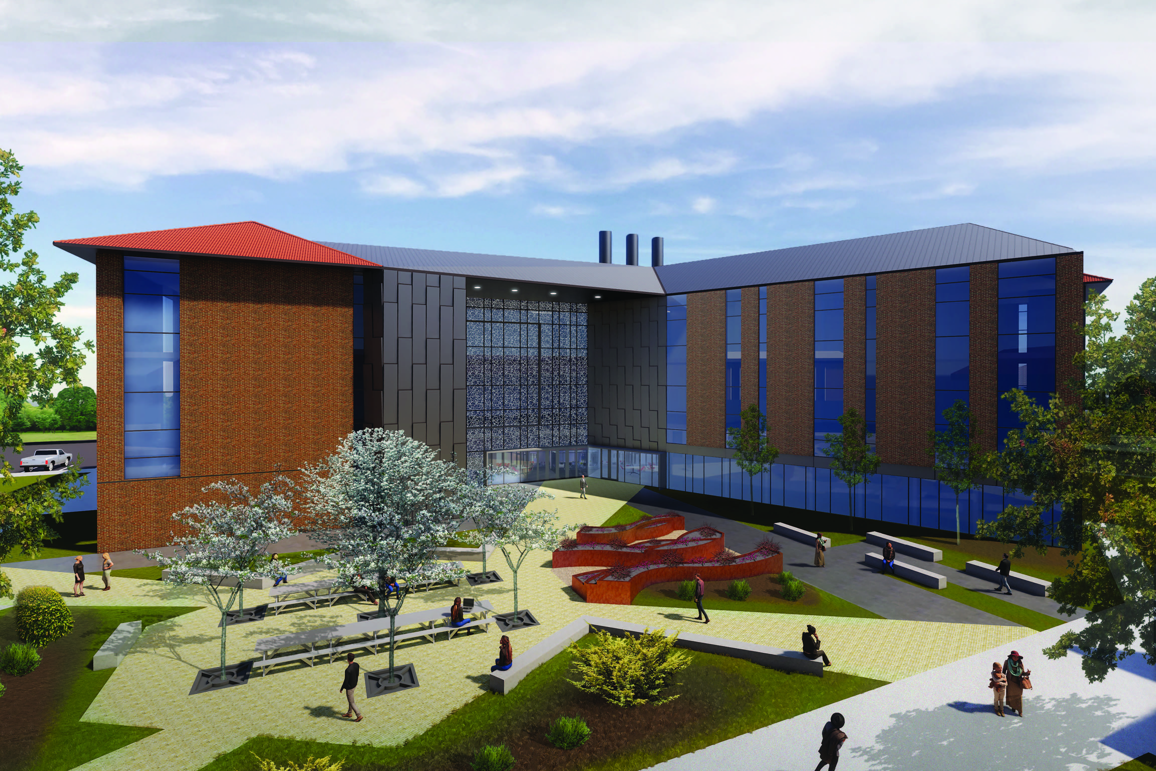 Colleges In Sacramento >> Hga Selected To Design Science Building At Sacramento City College Hga