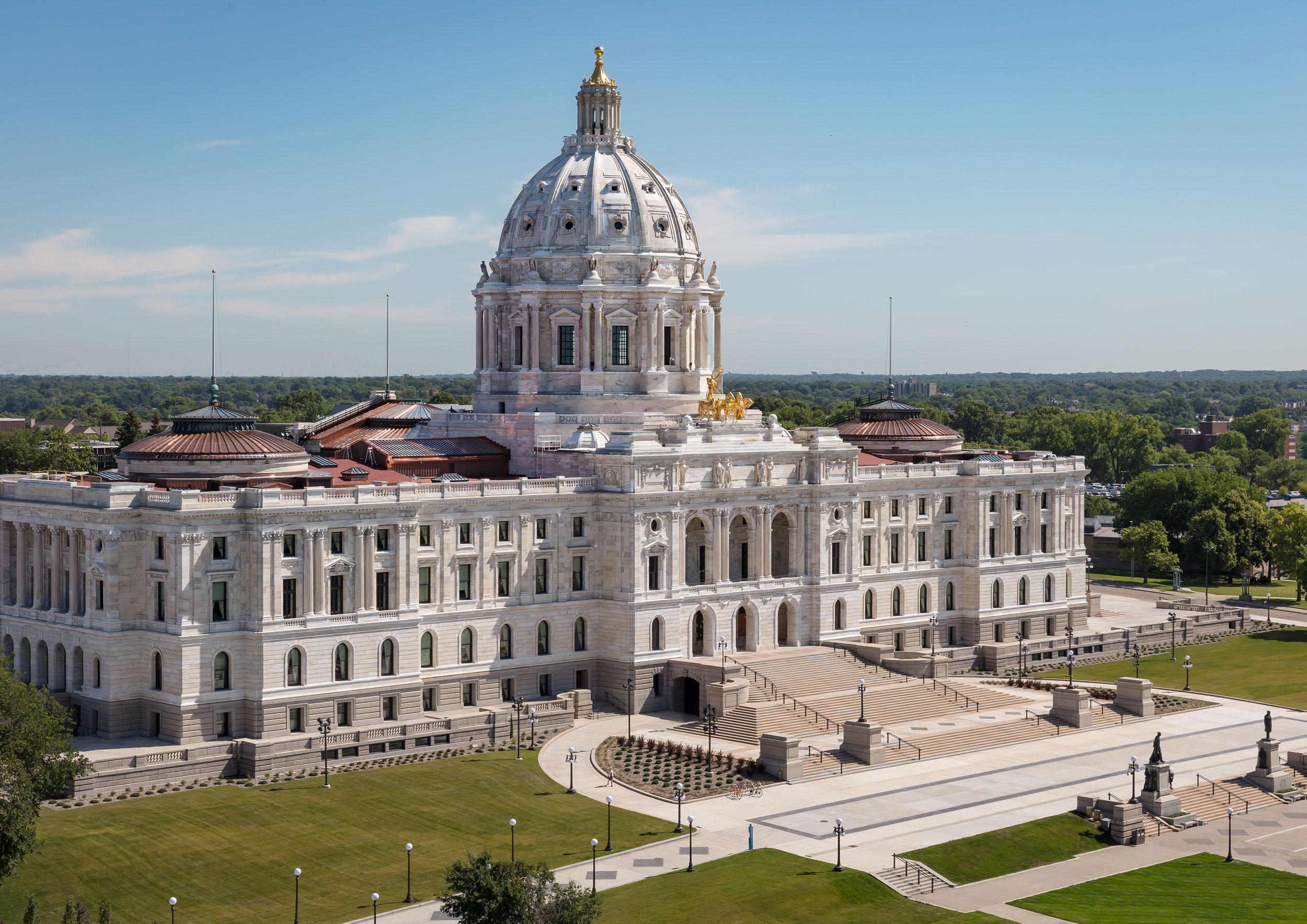 Minnesota State Capital, Campus Renovation