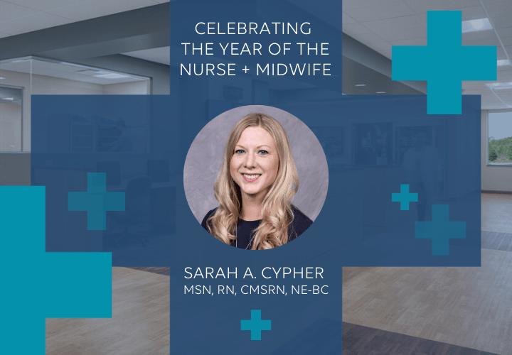 Year of the Nurse - SarahC - Blog
