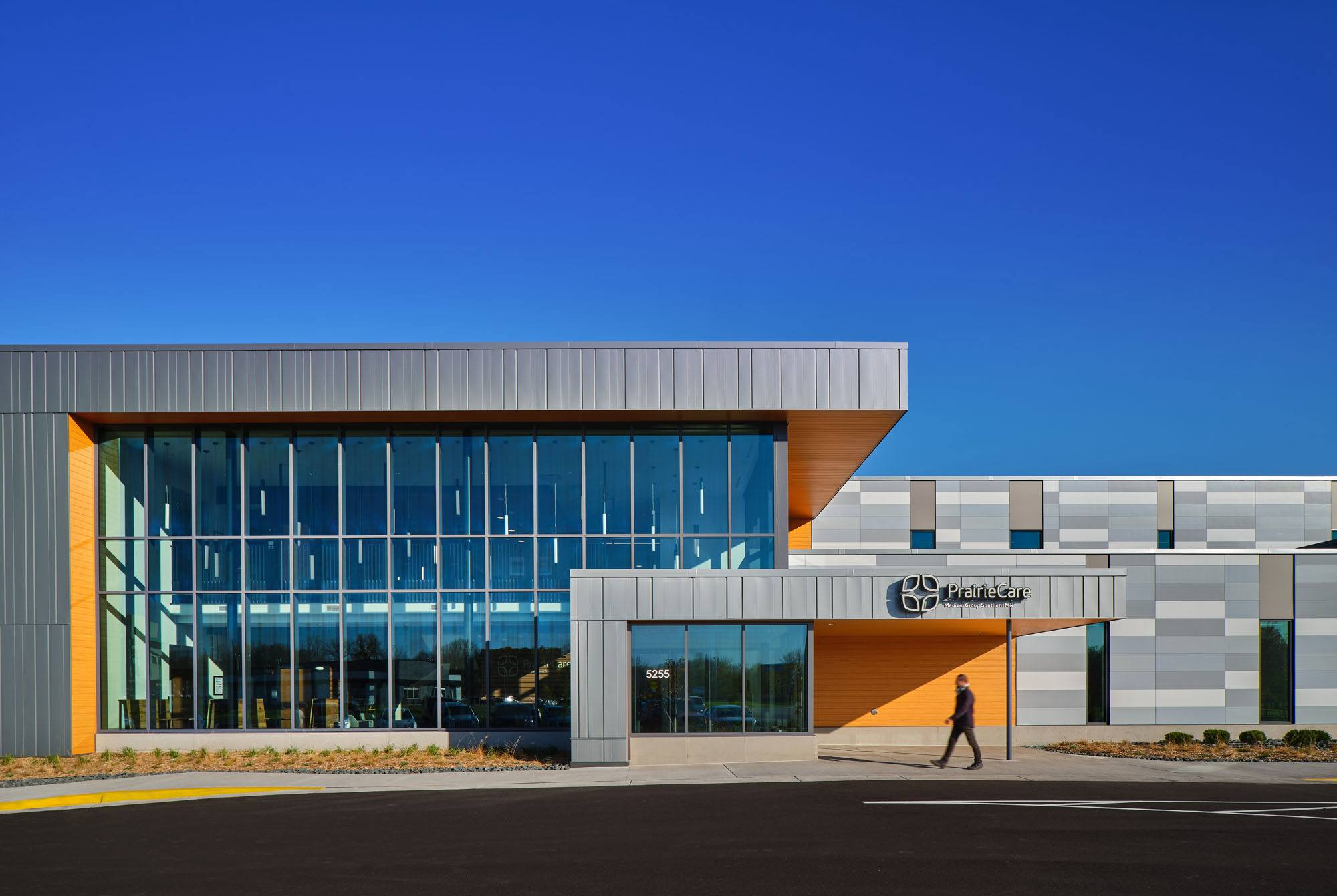 PrairieCare Medical Group, Intensive Outpatient Programming exterior front
