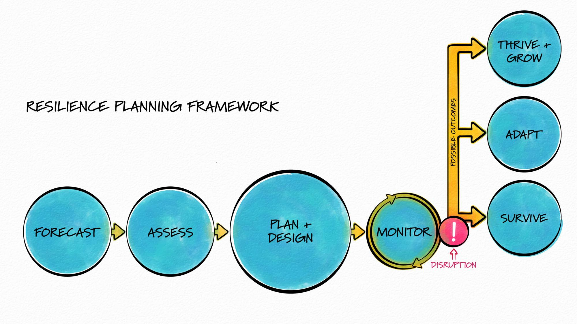 Resilience Planning Framework