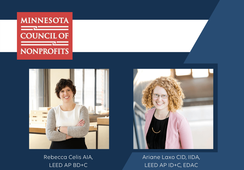 Minnesota Council of Nonprofit event August 26