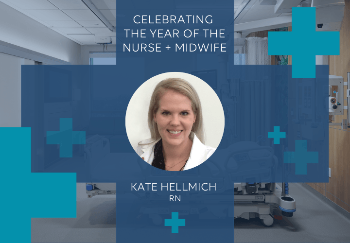 Year of the Nurse - Kate Hellmich