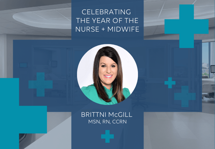 Year of the Nurse blog - Brittni