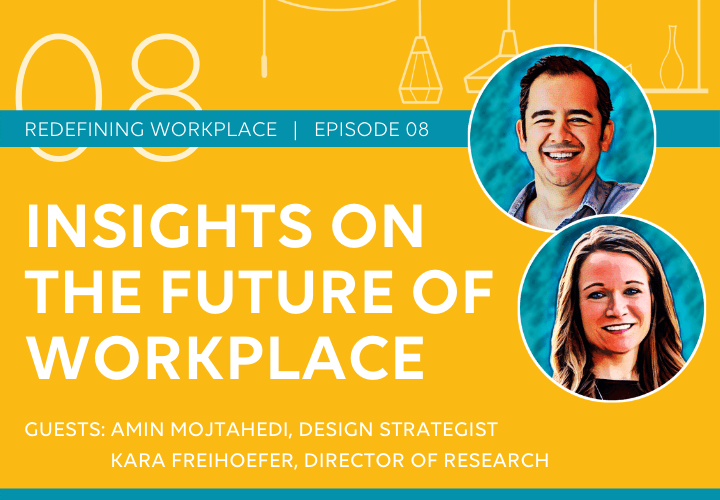 Redefining Workplace Podcast Episode 8 Insights on the Future of Workplace - Blog