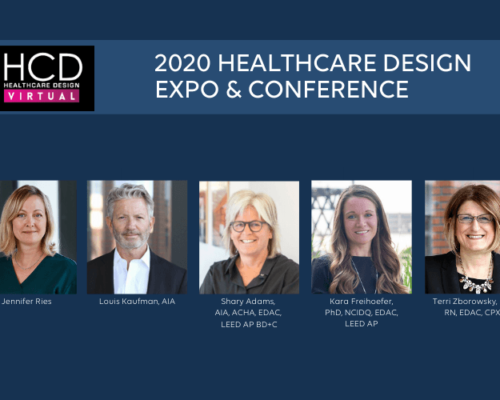 2020 Healthcare Design Expo & Conference
