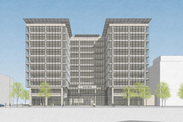 Government Office Building Offers Sustainable Future For Downtown Sacramento