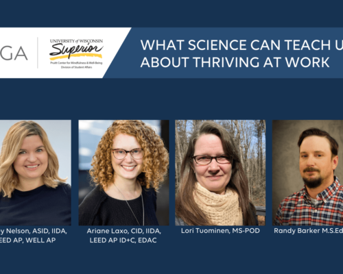 Webinar: What Science Can Teach Us About Thriving At Work