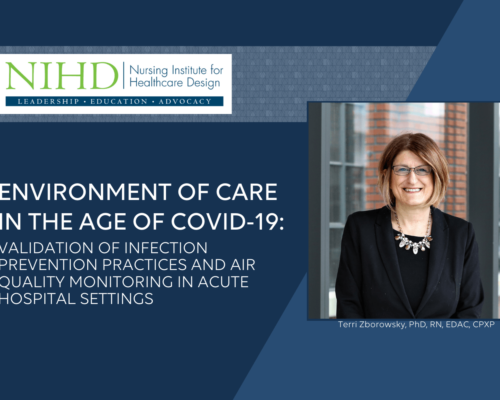 Environment of Care in the Age of COVID-19 9.17