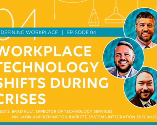 Redefining Workplace Podcast Episode 4