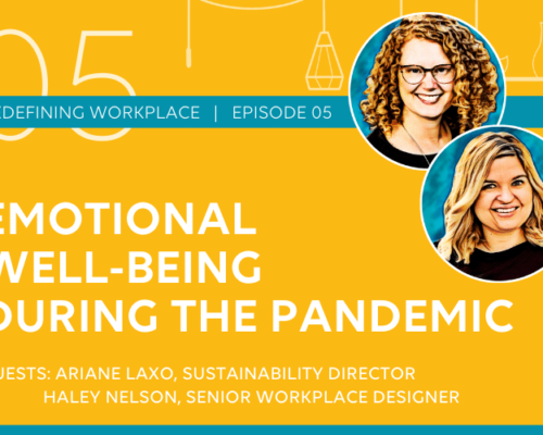 Redefining Workplace podcast episode 5