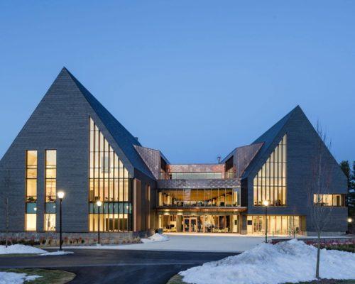 Southern New Hampshire University CETA exterior 3