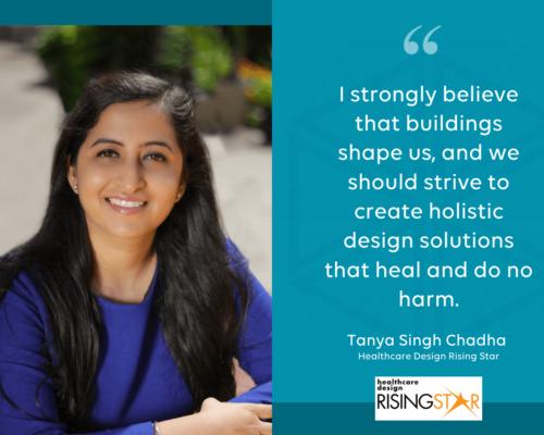 Tanya Chadha Rising Star
