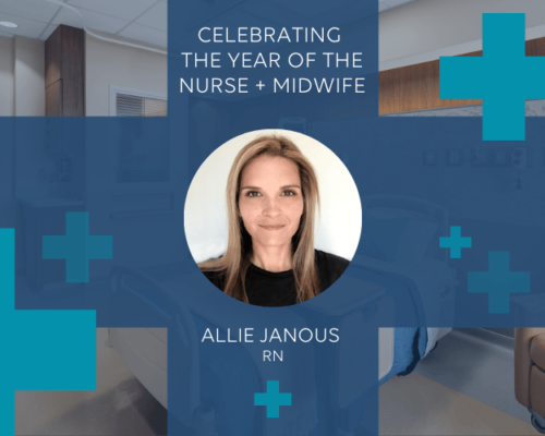 Year of the Nurse - Allie Janous